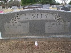 Mildred Lively