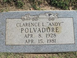 Clarence L. Andy Polvadore