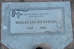 Mollie <i>Lee</i> Dickerson