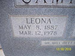 Leona D <i>Davis</i> Campbell