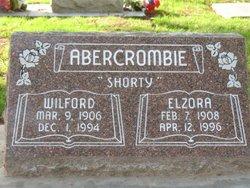 Elzora <i>Self</i> Abercrombie