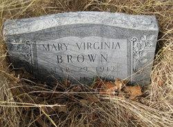 Mary Virginia Brown