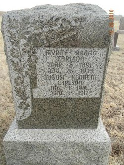 Myrtle <i>Bragg</i> Carlson
