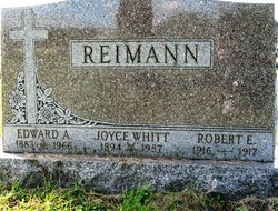 Robert Edward Reimann