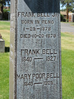 Frank Bell, Jr