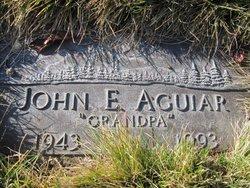 John E. Grandpa Aguiar