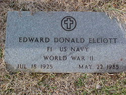 Edward Donald Elliott
