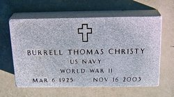Burrell Thomas Christy