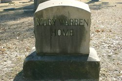 Mary Warren Home