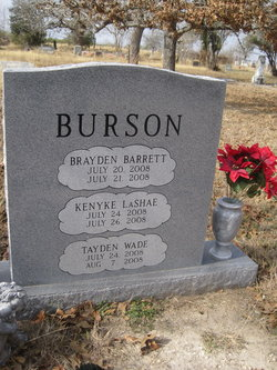 Brayden Barrett Burson