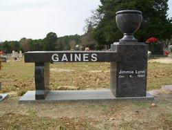 Jimmie Gaines