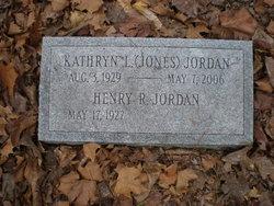 Kathryn L. <i>Jones</i> Jordan