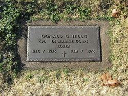Donald B Hillis