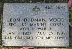 Leon Dudman Wood