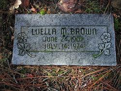 Luella M Brown