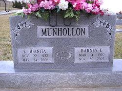 Elsie Juanita <i>Geren</i> Munhollon