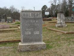 Mary E. <i>Jones</i> Halbert