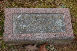 Clercy Holley <i>Taylor</i> Anderson
