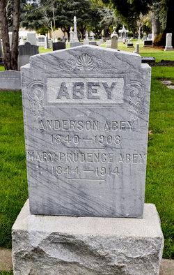 Mary Prudence Abey