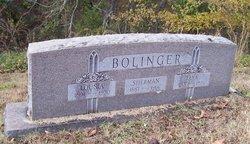 Louisa May <i>Reeves</i> Bolinger