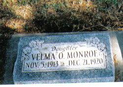 Velma Opal Monroe