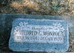 Mildred Gwendolyn Monroe