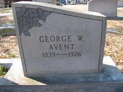 George Washington Avent