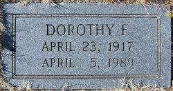 Dorothy Frances <i>Friddle</i> Angel