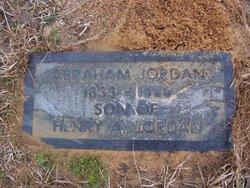 Abraham Abe Jordan