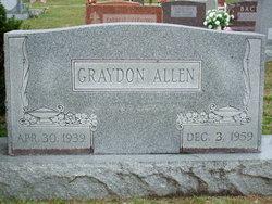 Graydon Allen