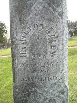 Hamilton Allen