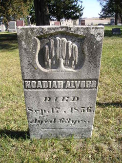 Noadiah Alvord