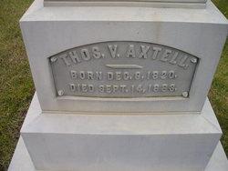 Thomas V Axtell