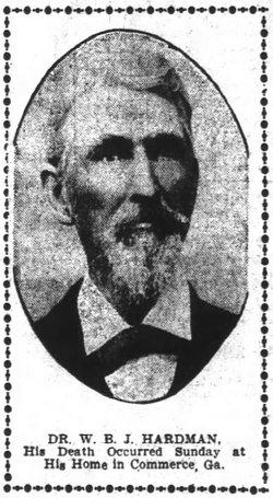 William Benjamin Johnson Hardman