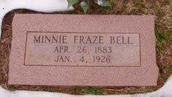 Minnie Samantha <i>Fraze</i> Bell