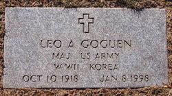 Leo A Goguen