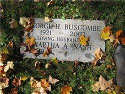 George H Buscombe