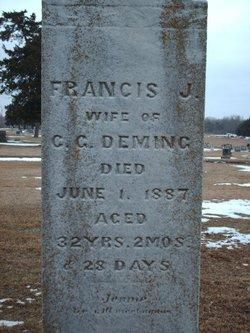 Francis J <i>Hartley</i> Deming
