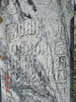 John W. Osborne