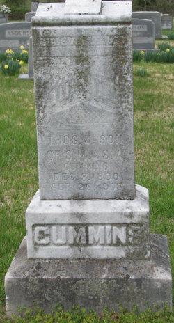 Thomas Jefferson Cummins