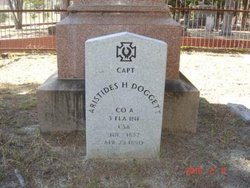 Capt Aristides H Doggett