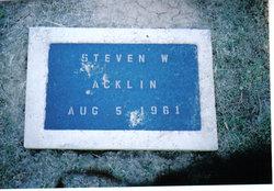 Steven Wayne Acklin