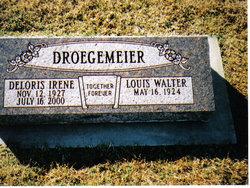 Deloris Irene <i>Monroe</i> Droegemeier