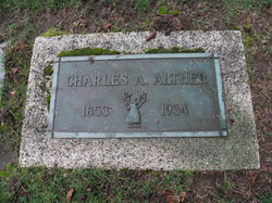 Charles A. Alther