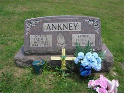 Sarah <i>Shaw</i> Ankney McGosley