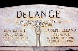 Eda LaBeth <i>Bosshardt</i> DeLange