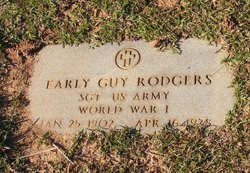 Early Guy Rodgers