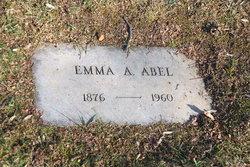 Emma A Abel