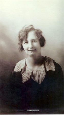 Olive Francis <i>Mayfield</i> Deacy