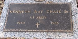 Kenneth Ray Chase, Sr